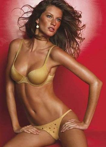Brazilian supermodel