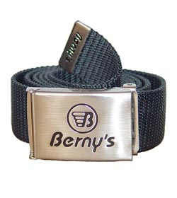 Berny's Embossed Belt