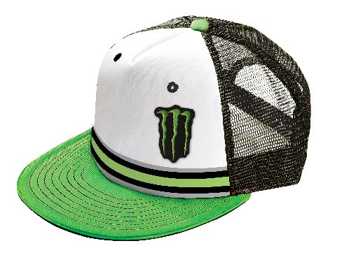 Monster Energy Trucker Cap - Devil Street Wear - Clothing d0431b7d259