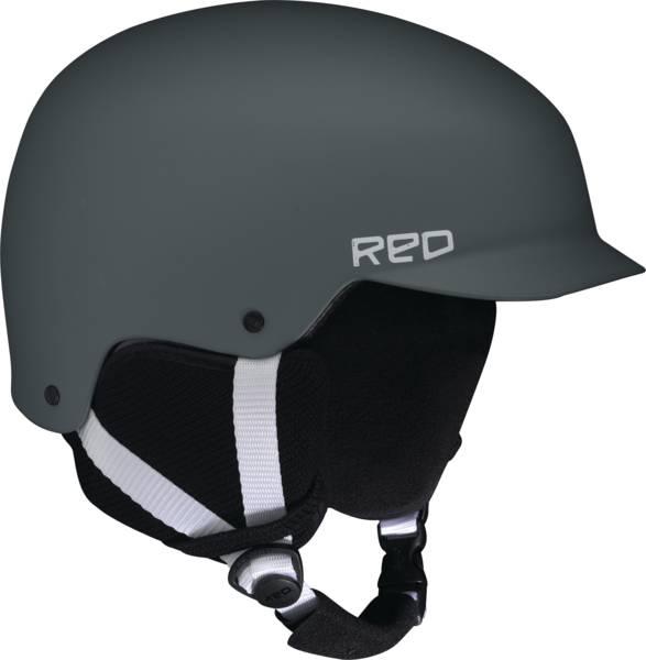 RED Mutiny II Helmet Dark Slate Grey