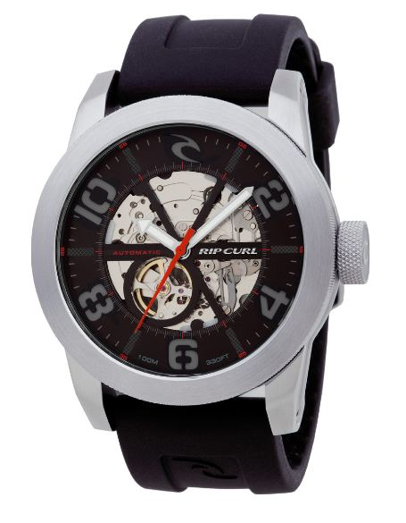 RIP CURL R1 AUTO SIL S/WATCH