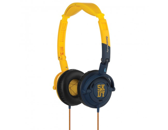 Earbuds yellow - skullcandy earbuds girls