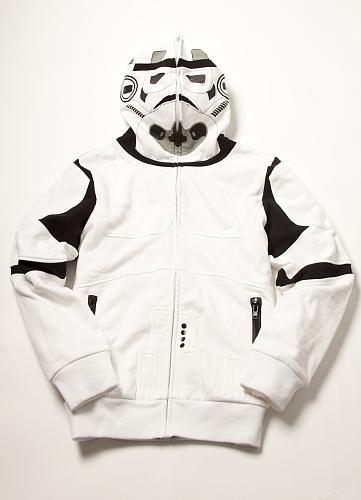 Ecko Star Wars Storm Trooper hoodie