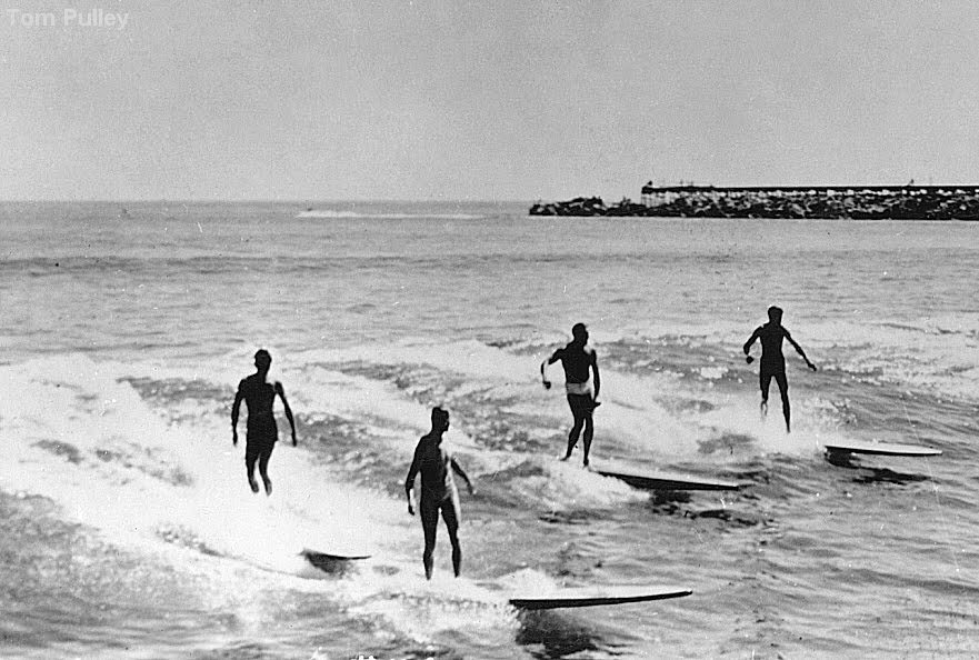 The History of Surfing?