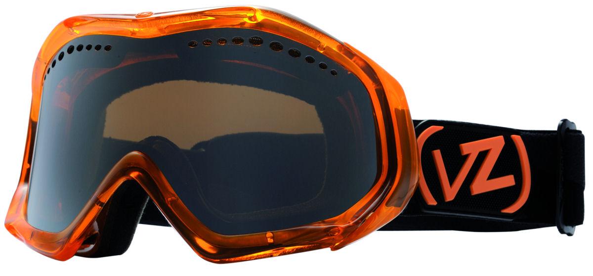 Von Zipper Bushwick Goggles - Tangerine Translucent